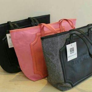 Givency Perfume Tote shopper Bag VIP Gift 3 colors